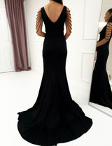 Lorese Gown Black