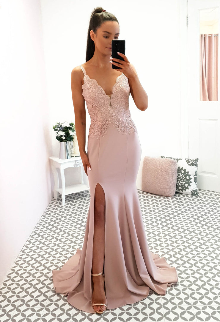 Gianna Gown Blush