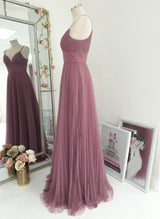 Zahra Bridesmaid Dress Orchid
