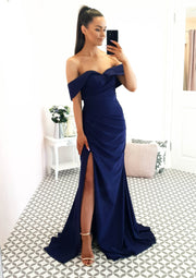 Elyse Gown Navy