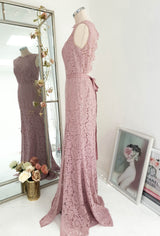 Mallory Gown Mauve