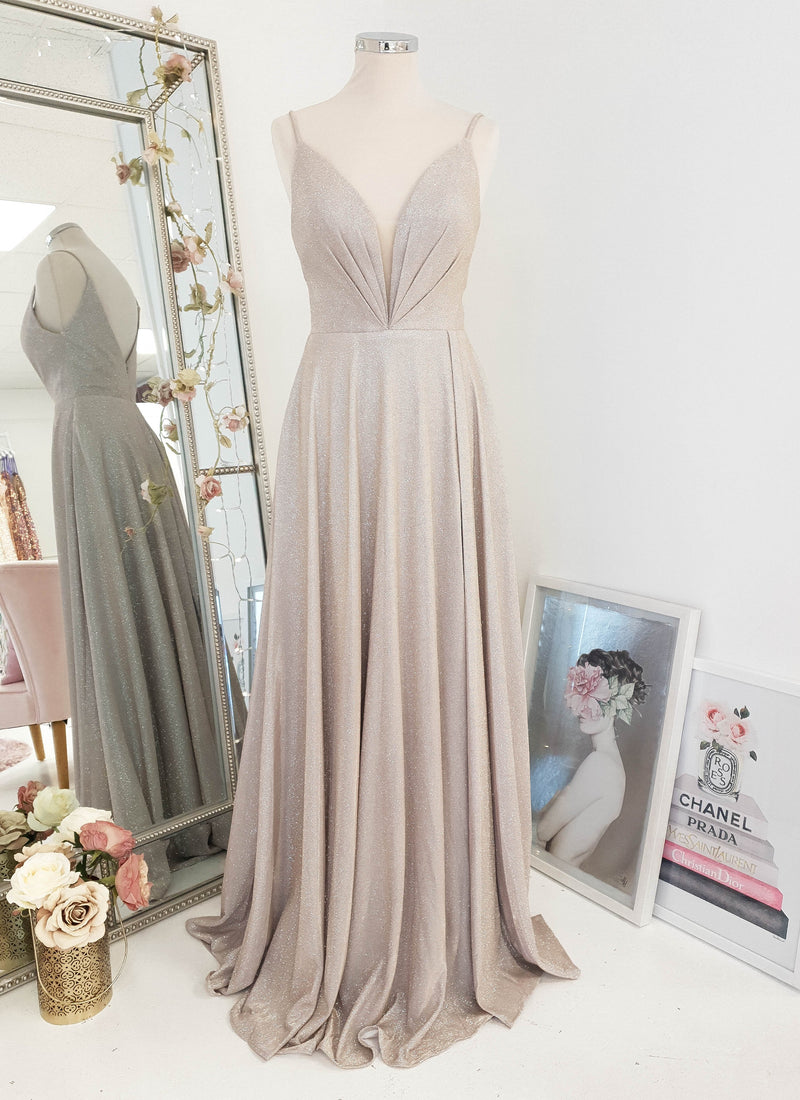 Sophie Gown Champagne