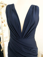 Clarise Gown Navy