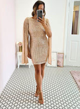 Magic Hour Mini Dress