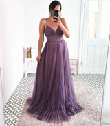 Zahra Bridesmaid Dress French Lilac