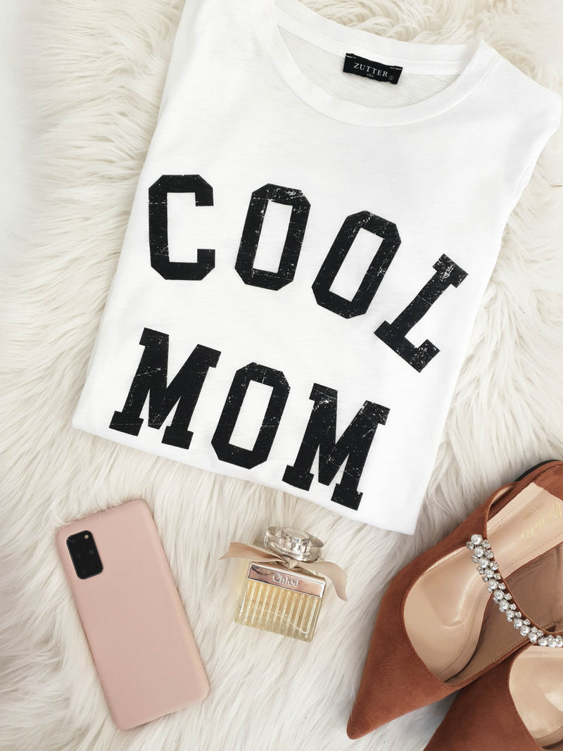 Cool Mom Graphic Top
