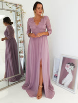 Lost In The Moment Maxi Lavender