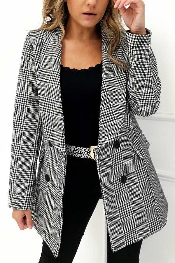 Milano Printed Jacket