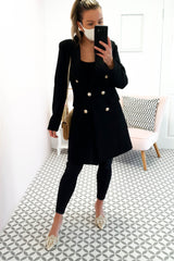 Vesna Blazer Jacket Black