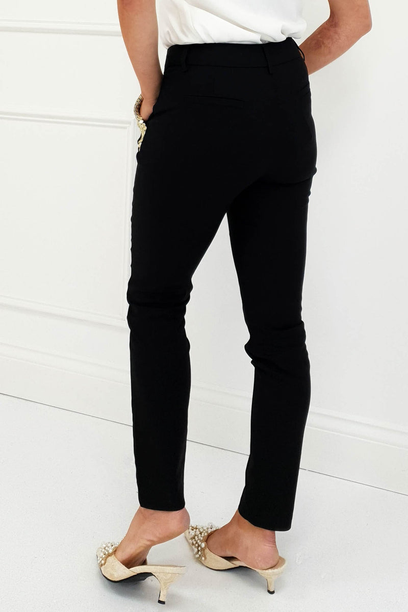 Lora Trouser Pants Black