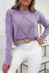 Lauryn Lilac Jumper