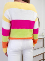 Lollipop Stripe Jumper