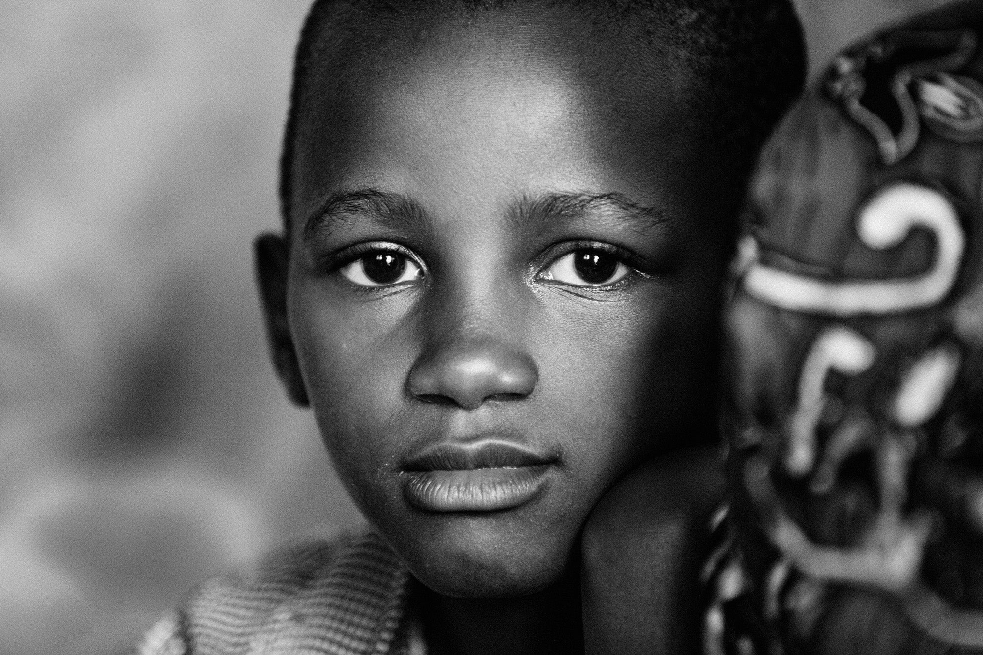 Rwandan Child - Humanity Unified International
