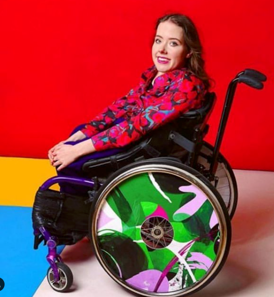 Izzy Wheels x Letitia Green