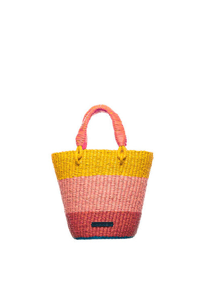 TIA BASKET BAG
