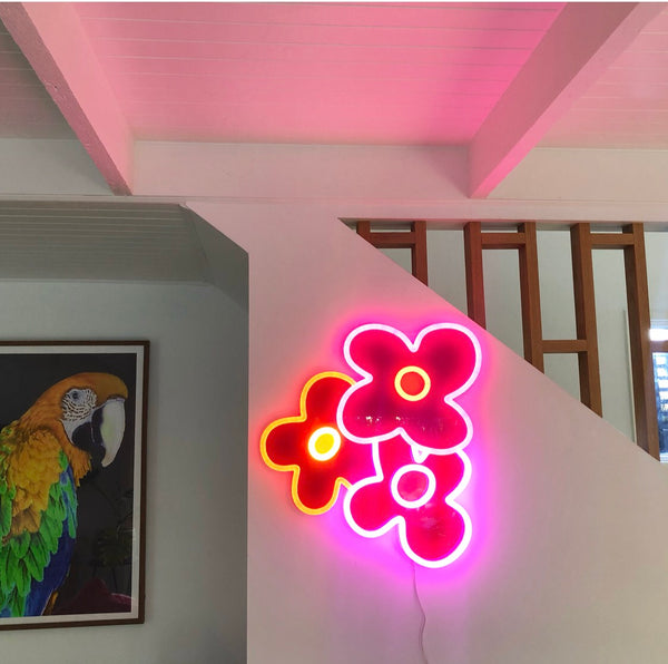 ! Poppies LED Light!