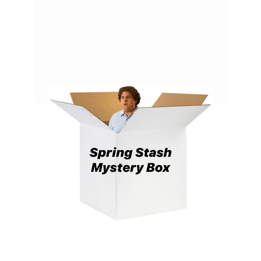 Spring Cleaning Mystery Box