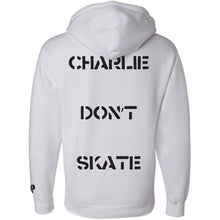Load image into Gallery viewer, Charlie Hooded  Fleece Sweatshirt