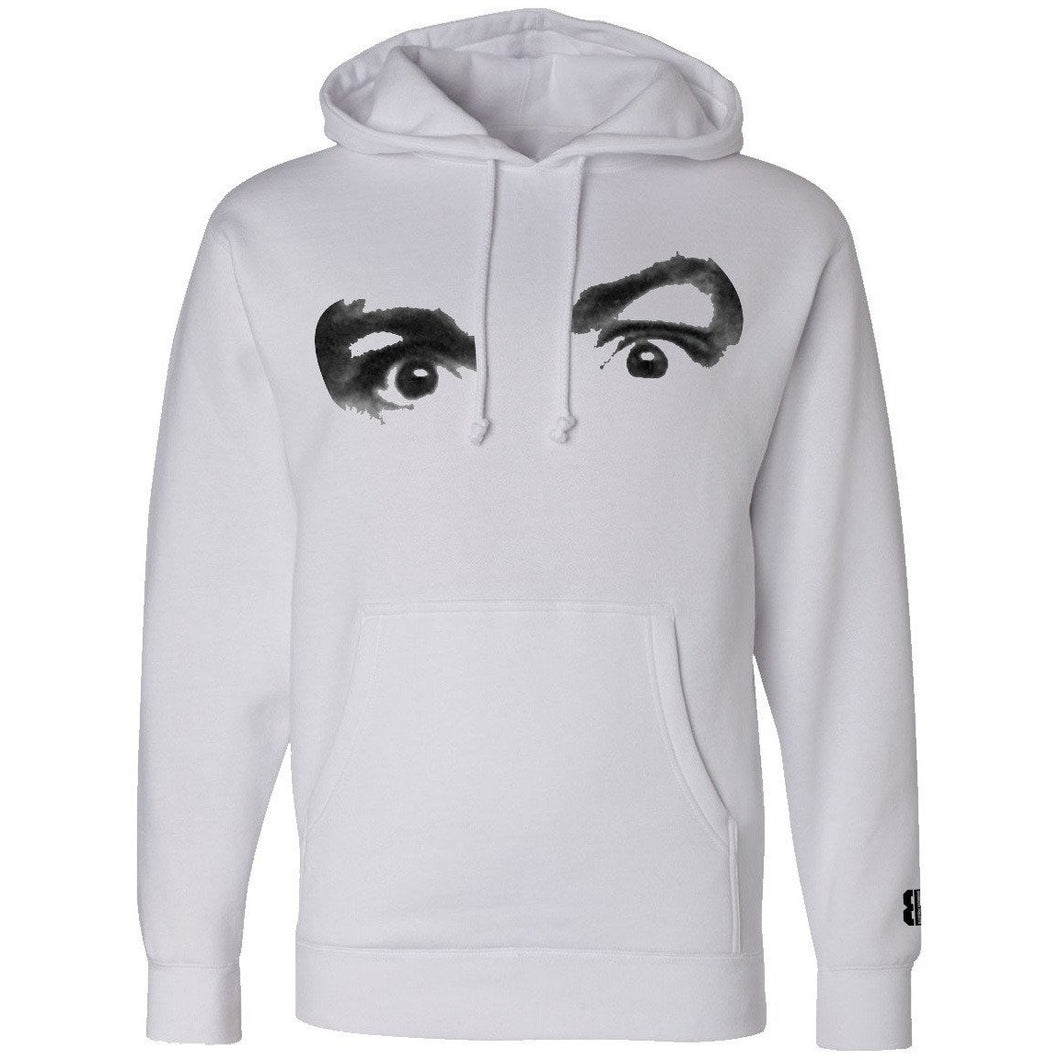Charlie Hooded  Fleece Sweatshirt