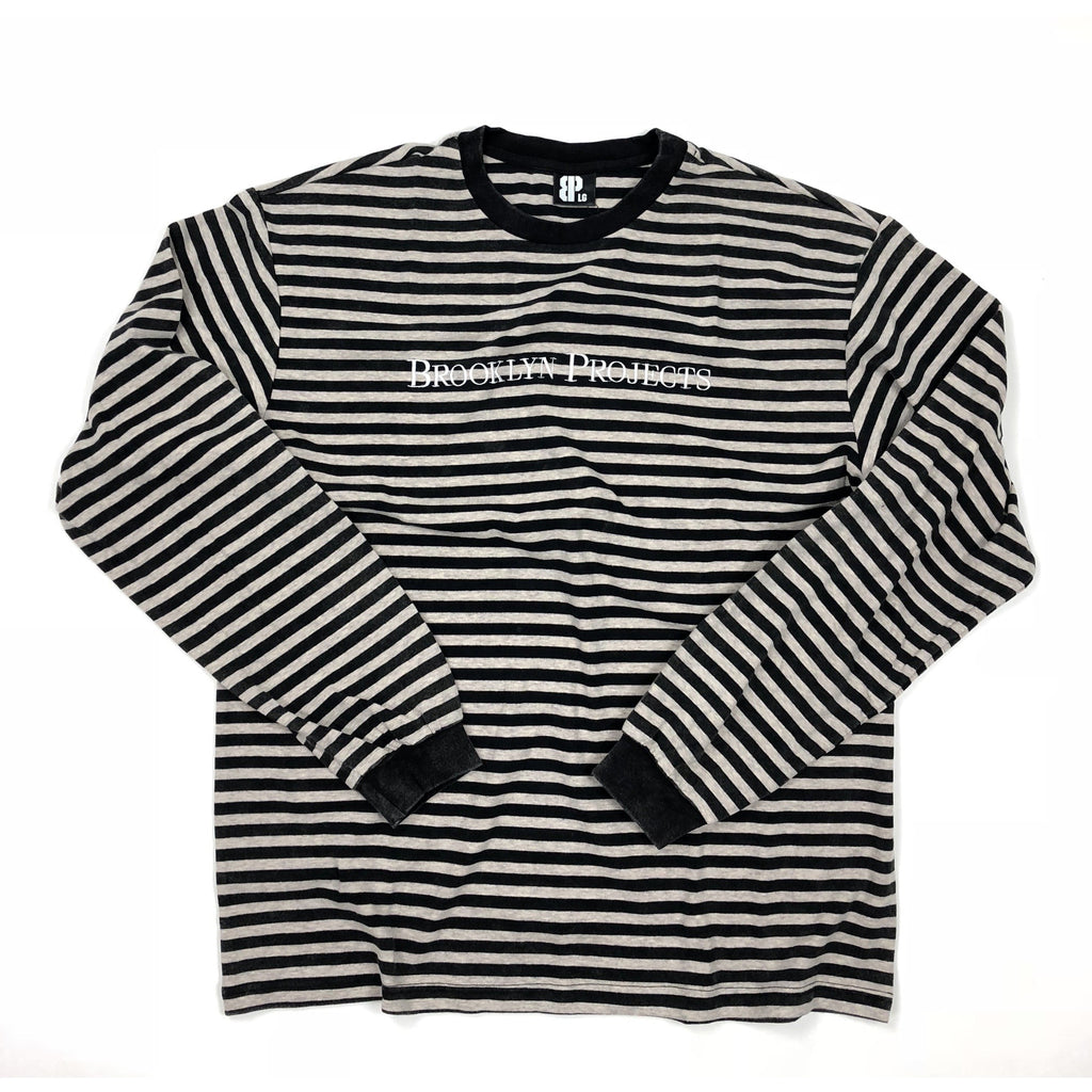 1970 Striped Crewneck