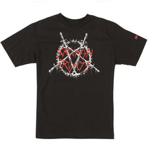 Load image into Gallery viewer, BP x Slayer Penta Tee (Black)