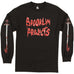 BP x Slayer Swords Long Sleeve Tee (Black)