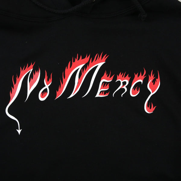 BP x Slayer No Mercy Pullover Hoodie (Black)