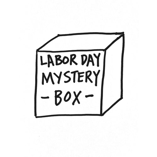 Labor Day  Mystery Box