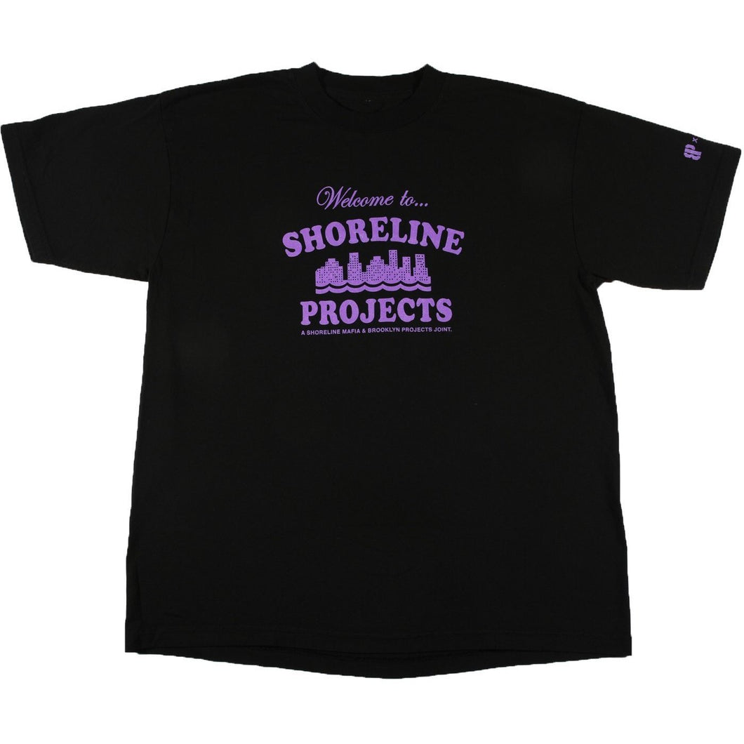 Brooklyn Projects x Shoreline Mafia Welcome S/S Tee