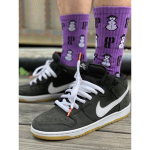 Brooklyn Projects x Shoreline Mafia Ghee Man Socks