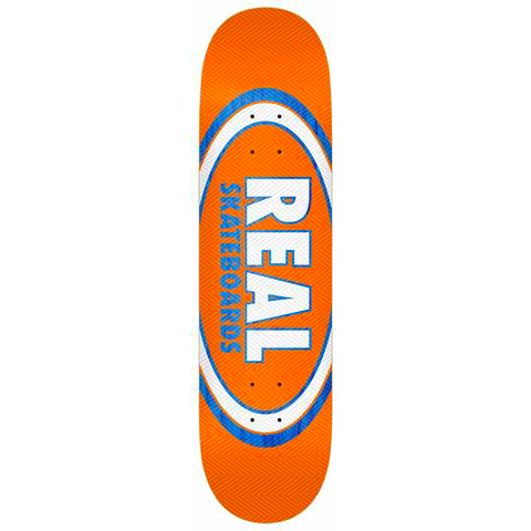 Real Jafin AM EDT Oval Deck