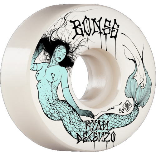 Bones STF Pro Decenzo Mermaid Locks Wheels