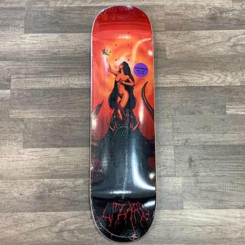 Deathwish Lizard King God Deck
