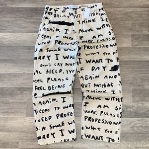 Polar 40's Sad Notes Pants