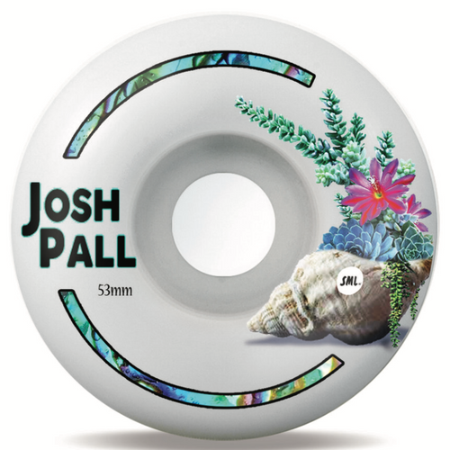 SML Josh Pall Tide Pool  V-Cut Wheel