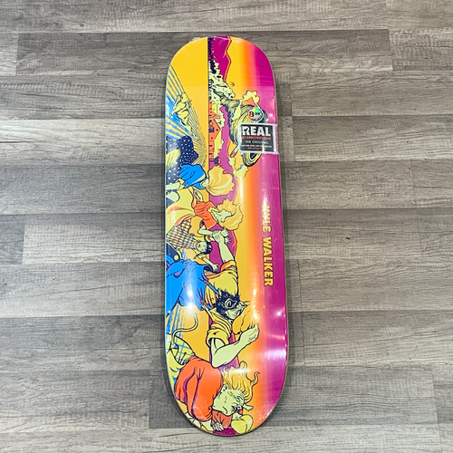 Real Walker Twister LTD Deck