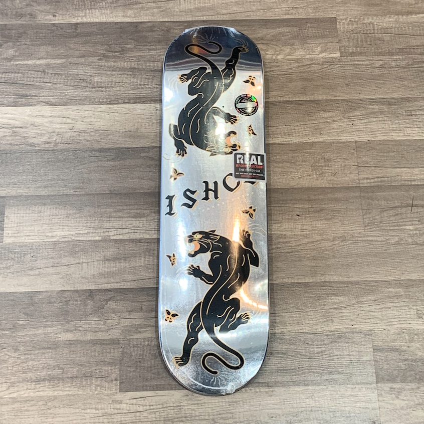 Real Ishod Cat Scratch Silver Deck