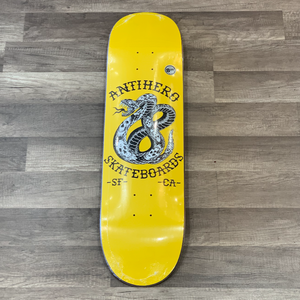 Anti Hero Eighteen Deck Yellow