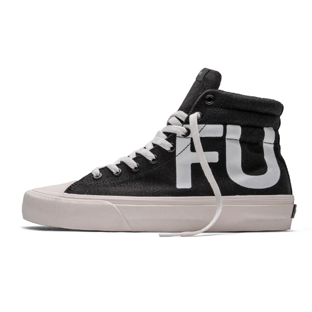 Straye Venice Fu Black Canvas