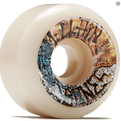 Bones STF McClain Primal Wide Cut Wheels