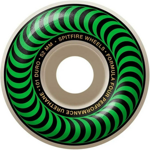 Spitfire 101D Classic 52mm Wheels
