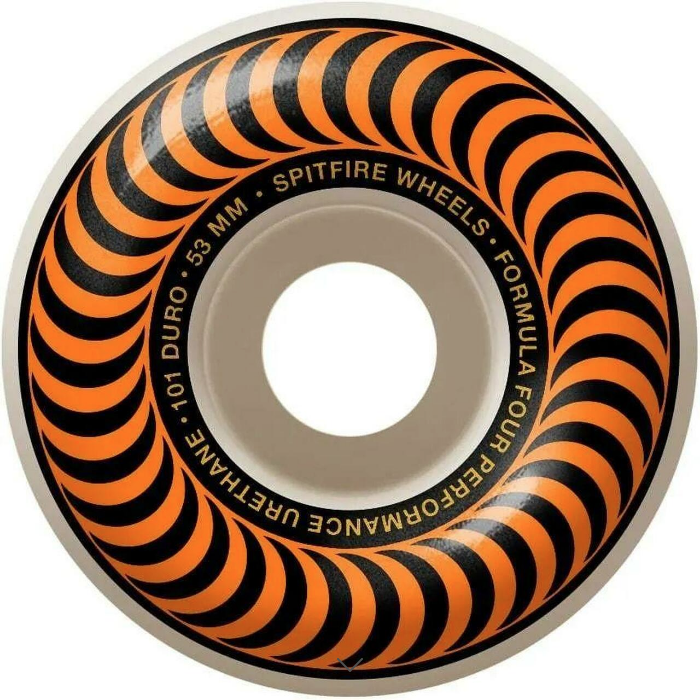 Spitfire 101D Classic 53mm Wheels
