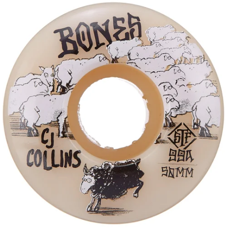 Bones Collins Black Sheep STF Wheels