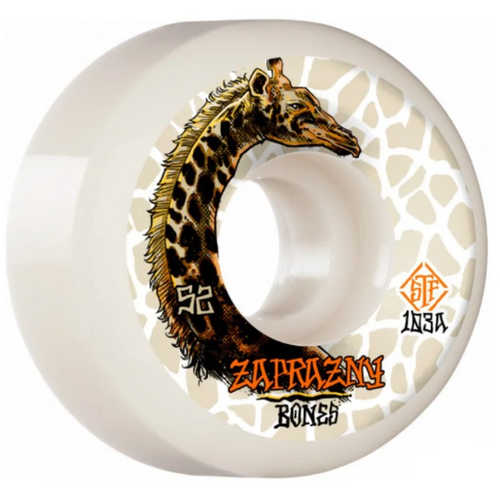 Bones Giraffe V5 Street Tech Wheels
