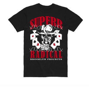 Brooklyn Projects X Superrradical Outlaw Tee
