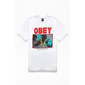Obey World Domination Tee