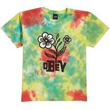 Obey Blotch Top