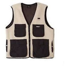 Load image into Gallery viewer, Obey Mountaineer Vest