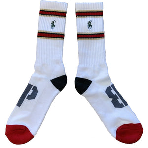BP Reaper Sock White