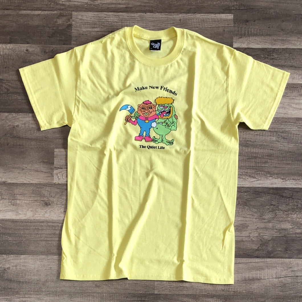 The Quiet Life Friends Tee Banana